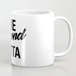 Like Almond Butta Coffee Mug