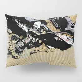 Inside Move - Motocross Racers Pillow Sham