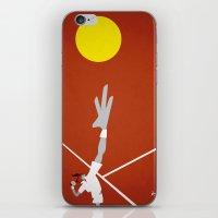 tennis iPhone & iPod Skins featuring Tennis by Osvaldo Casanova
