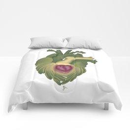 Cor, cordis (artichoke heart) Comforters