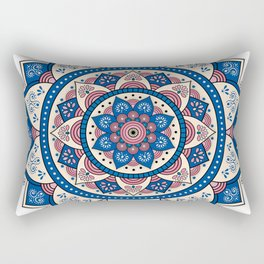 Mandala Tujuh / Seven Rectangular Pillow
