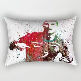 Cristiano Ronaldo #CristianoRonaldo art 2 Rectangular Pillow