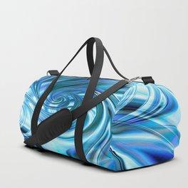 Curls Deluxe Blue Duffle Bag