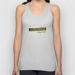 Brooklyn Unisex Tank Top