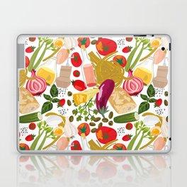 Fresh Italian Market Food Laptop & iPad Skin