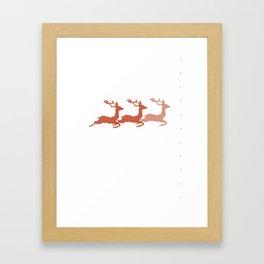 christmasI Framed Art Print