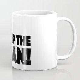 Keep the Ban! Anti Fox Hunting Illustration Coffee Mug