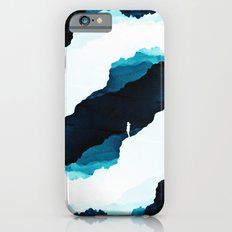 Teal Isolation Slim Case iPhone 6
