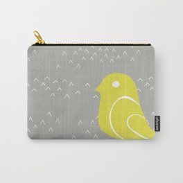 Bird on tussocks Carry-All Pouch