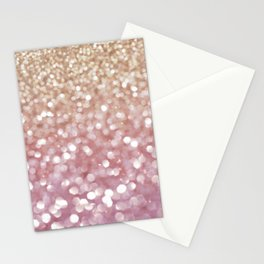 Holiday Bubbly Stationery Cards