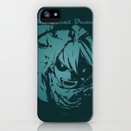 The Lord of Great Demon iPhone Case