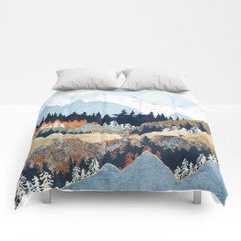 Spring Flight Comforters