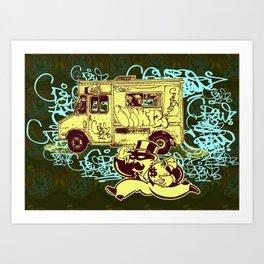 Tag Business Art Print