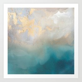 Oceania by Tori Art Print