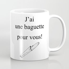 Mon Dieu! Coffee Mug