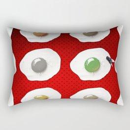 Disco Breakfast Rectangular Pillow