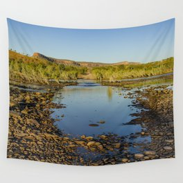 Pentecost River Crossing Wall Tapestry
