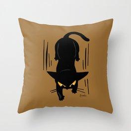 Do not fall Throw Pillow