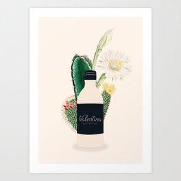 Valentina Art Print