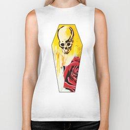 Skull Drip Biker Tank