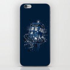 Breaking the Time iPhone & iPod Skin