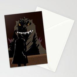 Godzilla 2000 Stationery Cards