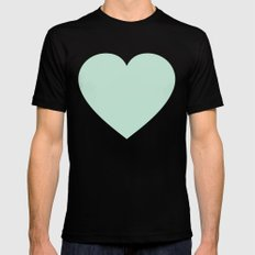 Groove Is In The Heart III MEDIUM Mens Fitted Tee Black