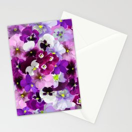 FLORAL GARDEN 9 Stationery Cards