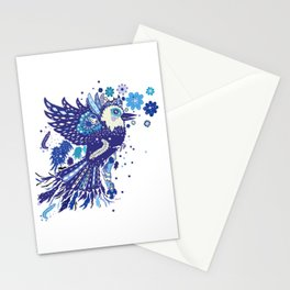 Blue Phenix Stationery Cards