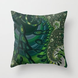 Impression of Delight Throw Pillow
