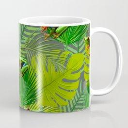 Frog Forest Coffee Mug