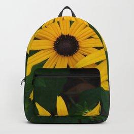 Twin Coneflowers Backpack
