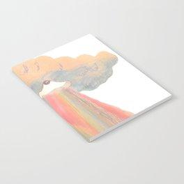 Cloud pink Notebook