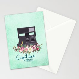 Capture moments #3 Stationery Cards