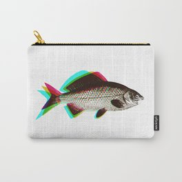 fish + fish + fish Carry-All Pouch