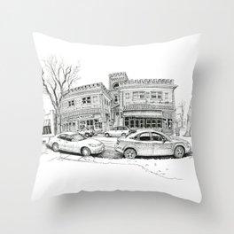 Park Hill neighborhood, Denver Throw Pillow