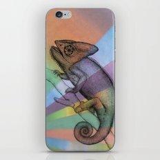 Chameleon (1) iPhone & iPod Skin