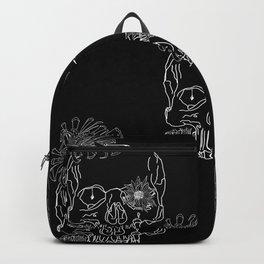 Mum Skulls Backpack