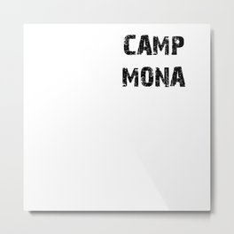 Camp Mona - Pretty Little Liars (PLL) Metal Print