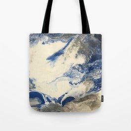 Cloudbank Trot Tote Bag