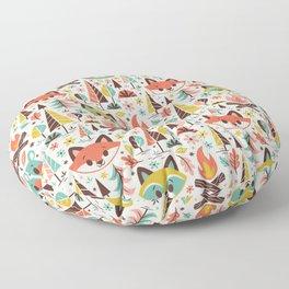 Forest Friends Floor Pillow