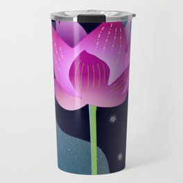 Star Lotus Travel Mug