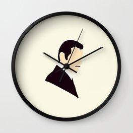 Rhett Butler Wall Clock