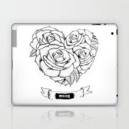 """""""it was written in blood"""" - bmth Laptop & iPad Skin"""