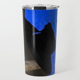 Asian Fairy-bluebird (Male) Travel Mug