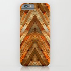 Wood Plank Texture Slim Case iPhone 6s
