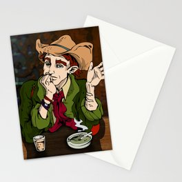 Hatter Bad Day Stationery Cards