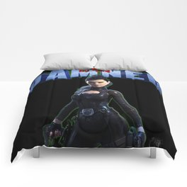 Protected by the Damned Comforters