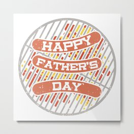 Father's Day Metal Print