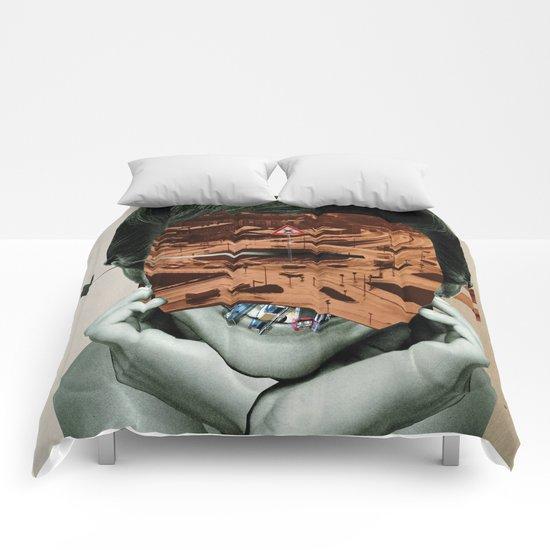 Critical Mass Comforters